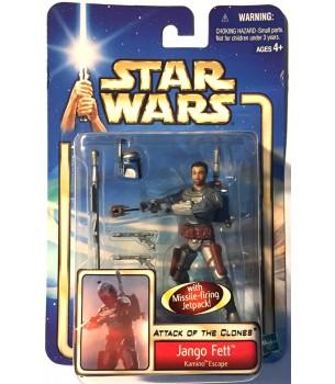 Star Wars Saga 1: Jango...