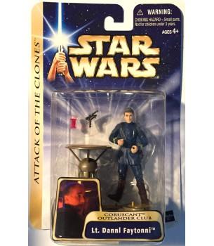 Star Wars Saga 1: Lt. Dannl...