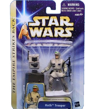 Star Wars Saga 1: Hoth Trooper