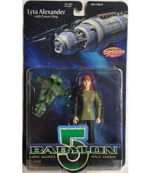 Babylon 5: Lyta Alexander