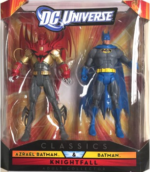 DC Universe: Knightfall...