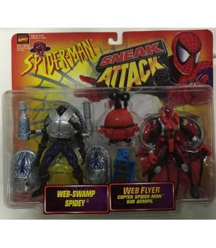 Spider-Man Sneak Attack:...