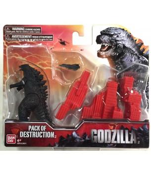 Godzilla 2014: Pack of...