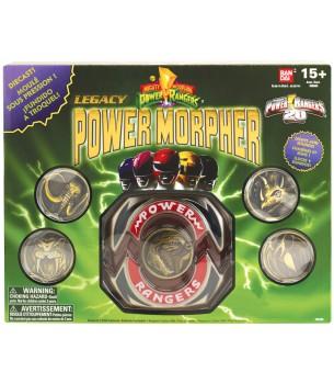 Power Rangers: Legacy Morpher