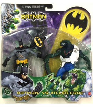 Batman: Killer Croc vs....