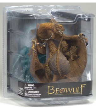 Beowulf: Dragon Action Figure