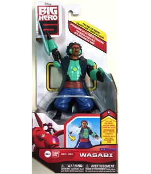 Big Hero 6: Wasabi 6 inch...