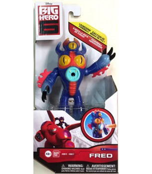 Big Hero 6: Fred 6 inch...