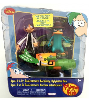 Phineas and Ferb: Agent P &...