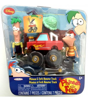 Phineas and Ferb: Monster...