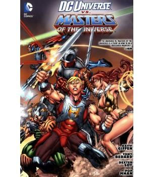 DC Universe Vs. The Masters...