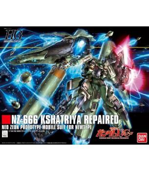 Gundam: 1/144 HG NZ-666...