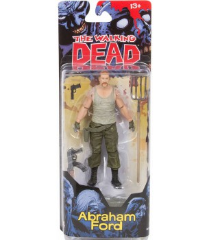 The Walking Dead: Abraham...