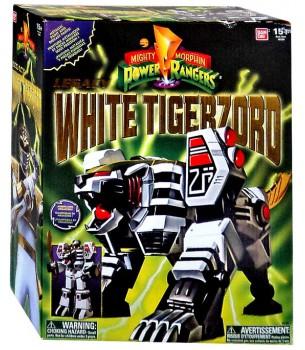 Power Rangers: Legacy White...
