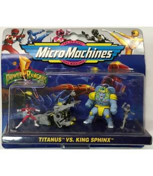 Power Rangers: Micro...