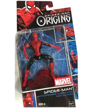 Spider-Man Origins:...