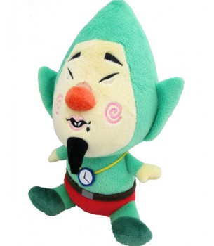 The Legend of Zelda: Tingle...