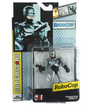 Robocop: Big screen...