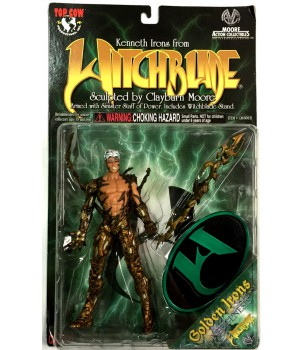 Witchblade: Kenneth Irons...