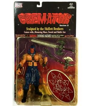 Cremator Action Figure