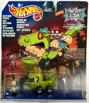 Rugrats: Hot wheels Action...