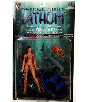 Fathom Action figure