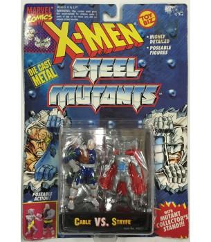 X-Men: Steel Mutants Cable...