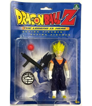 Dragonball Z: The Legend is...