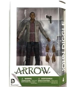 Arrow: John Diggle