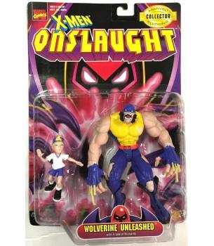 X-Men: Onslaught: Wolverine...