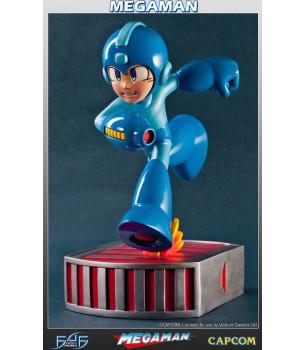 Megaman: Running Statue