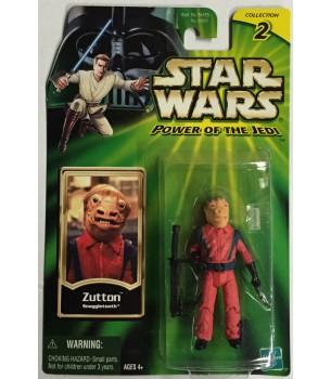 Star Wars POTJ: Zutton...