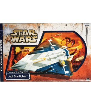 Star Wars Saga 1 Clone Wars...