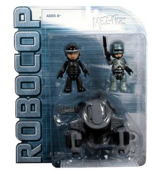 Robocop Mez-Itz 3-pack