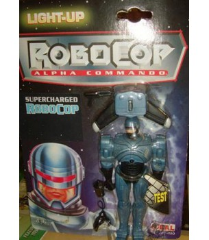 Robocop Alpha Commando:...