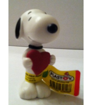 Snoopy: Snoopy With Heart...