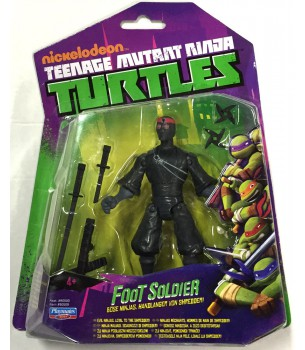 TMNT Turtles 2012: Foot...