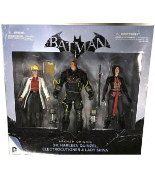 Batman Arkham Origins:...