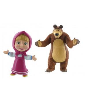 Masha & the Bear PVC...