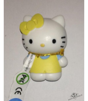 Hello Kitty: Yellow Outfit...