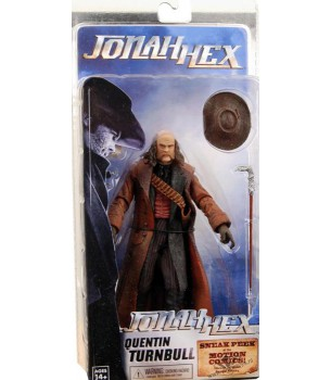 Jonah Hex: Quentin Turnbull...