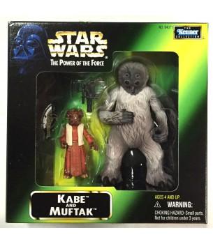 Star Wars POTF: Kabe & Muftak