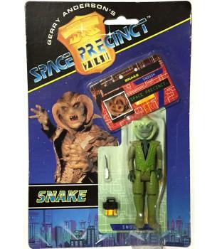 Space Precinct 2040: Snake...