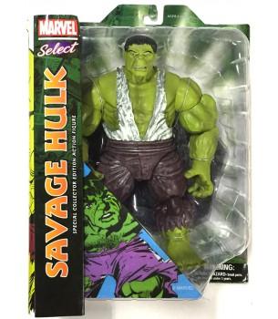 Marvel Select: Savage Hulk
