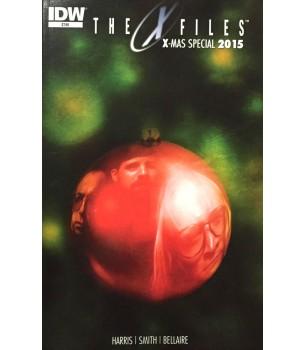 X-Files: X-Mas Special Comic