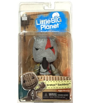 Little Big Planet: Kratos...