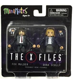 The X-Files 2016: Minimates...