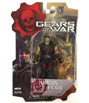 Gears of War 3: 4 inch...