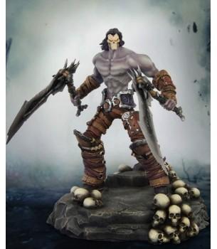 Darksiders 2: Death PVC Statue