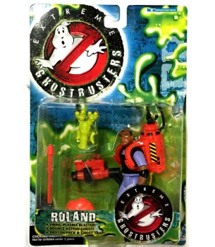 Extreme Ghostbusters: Roland